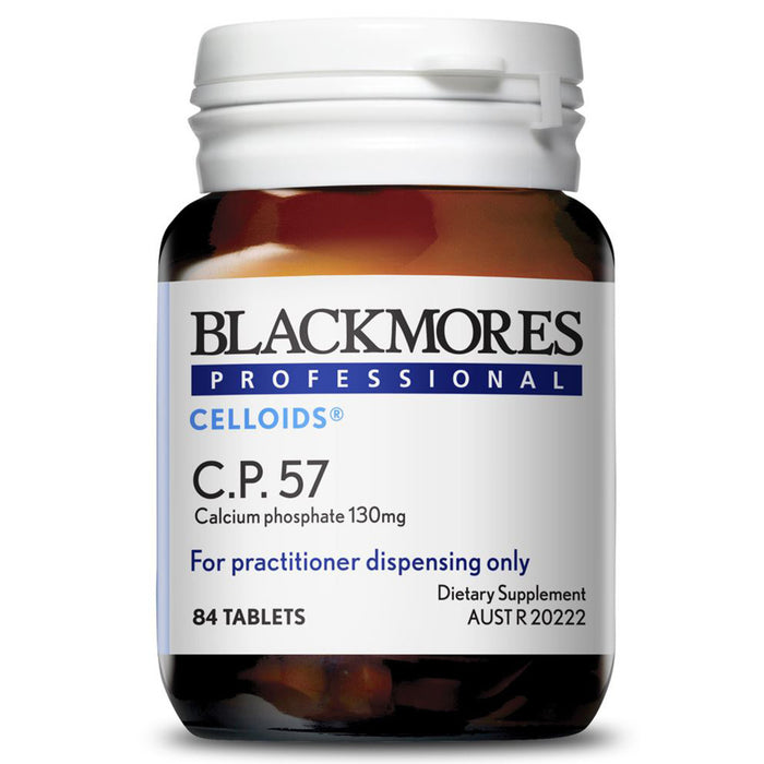Blackmores Professional Celloids C.P.57 84tabs