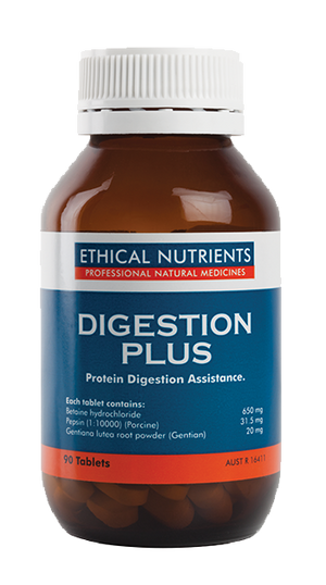 Ethical Nutrients Digestion Plus 90 Tabs|HealthMasters
