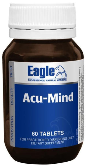Eagle AcuMind 60 Tablets 10% off RRP at HealthMasters