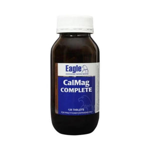 Eagle Calmag Complete 120 tablets 10% off RRP | HealthMasters