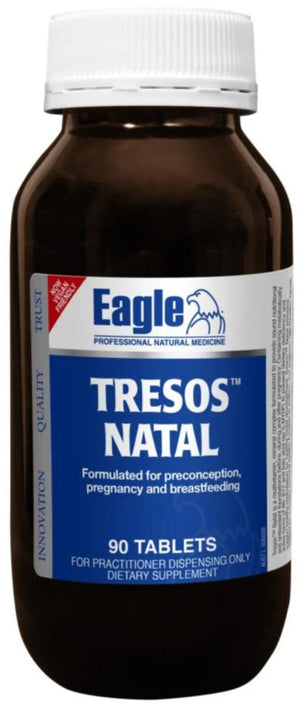 Eagle Tresos Natal 90 Tablets 10% off RRP | HealthMasters