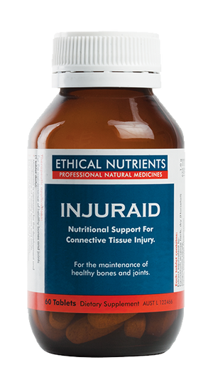 Ethical Nutrients Injuraid 60 Tabs Discounted | HealthMasters