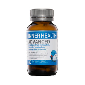 Inner Health Advanced 40caps 20% off RRP at HealthMasters