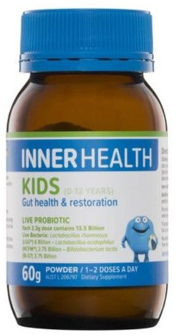 Inner Health Immune Booster Kids 60g 20% off RRP at HealthMasters