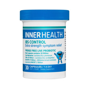 Inner Health IBS Control 30caps 20% off RRP at HealthMasters