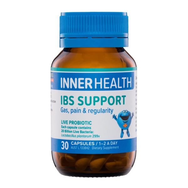 Inner Health IBS Support 30caps