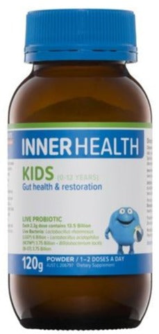 Inner Health Kids 120g Powder 20% off RRP at HealthMasters