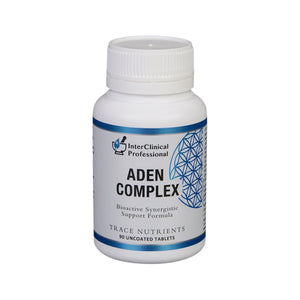 InterClinical Professional Aden Complex 90tabs 10% off RRP at HealthMasters InterClinical Professional