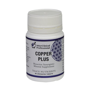 InterClinical Professional Copper Plus 90t 10% off RRP at HealthMasters InterClinical Professional