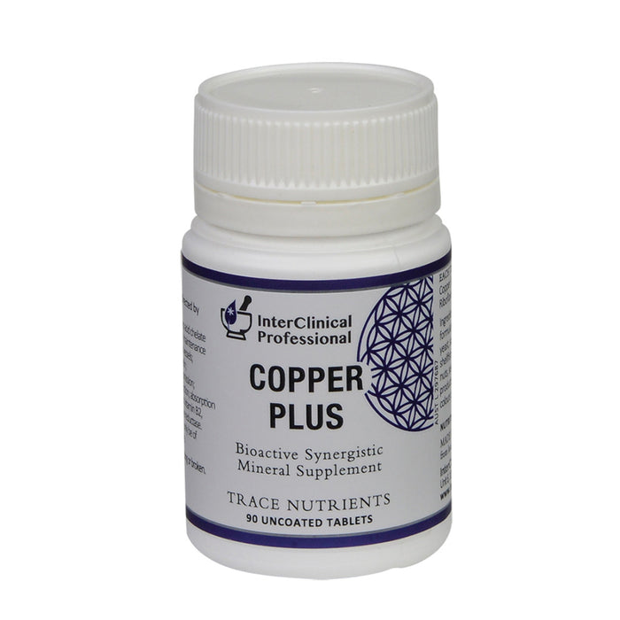 InterClinical Professional Copper Plus 90tabs