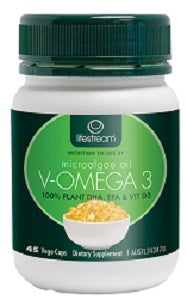 Lifestream V-Omega 3 45 vegecaps