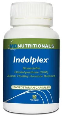 MD Nutritionals Indolplex 100 Vcaps 10% off RRP at HealthMasters MD Nutritionals