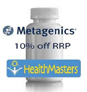 Metagenics 10% off RRP at HealthMasters
