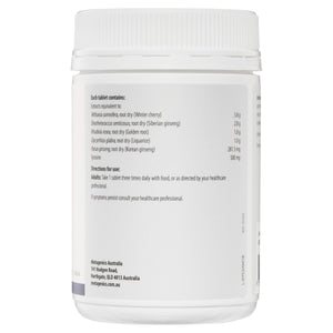 Metagenics AdrenoTone 120 Tablets-2 10% off RRP at HealthMasters