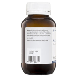 Metagenics Bactrex 60 Capsules-3 10% off RRP at HealthMasters