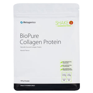 Metagenics BioPure Collagen Protein 400g