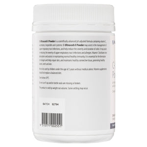 Metagenics C-Ultrascorb II 250g powder