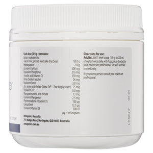 Metagenics Calcitite Osteo Powder Passionfruit 234g-2