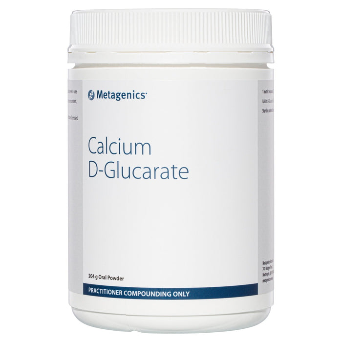 Metagenics Calcium D-Glucarate 204g