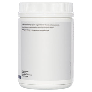 Metagenics Calcium D-Glucarate Oral Powder 204g-2