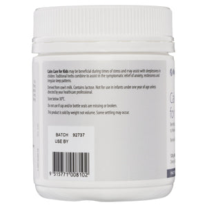 Metagenics Calm Care for Kids Oral Powder Banana 120g-3