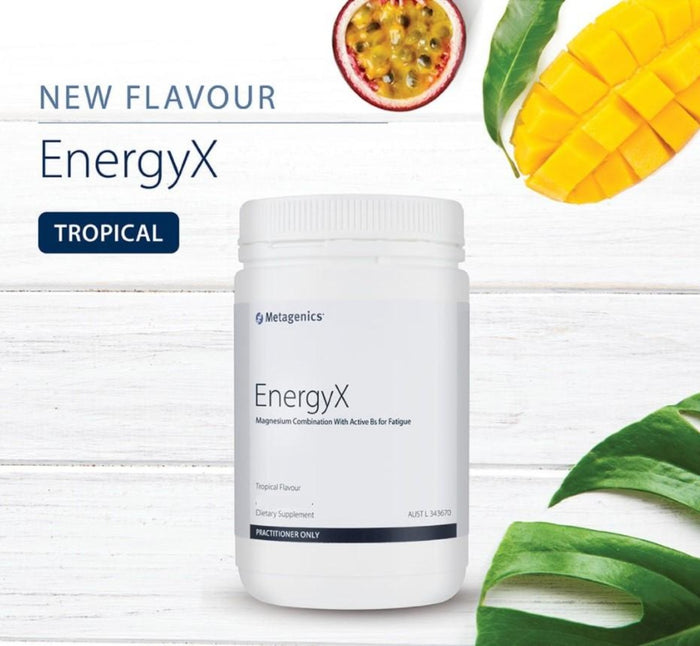 Metagenics EnergyX Tropical 200g