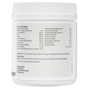 Metagenics Fibroplex Plus Orange Flavour 210g-2