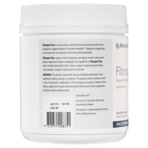 Metagenics Fibroplex Plus Orange Flavour 210g-3