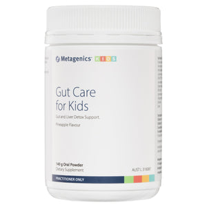 Metagenics Gut Care for Kids Oral Powder Pineapple 140 g-1
