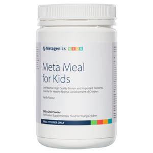 Metagenics Meta Meal For Kids Oral Powder Vanilla 365 g-1