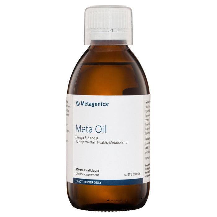 Metagenics Meta Oil 200mL liquid