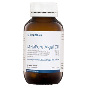 Metagenics MetaPure Algal Oil 60 Capsules-1