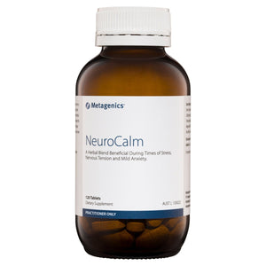 Metagenics NeuroCalm 120 Tablets-1