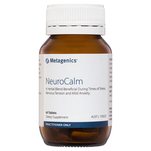 Metagenics NeuroCalm 60 Tablets-1