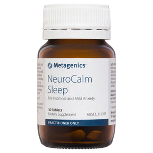 Metagenics NeuroCalm Sleep 30 Tablets-1