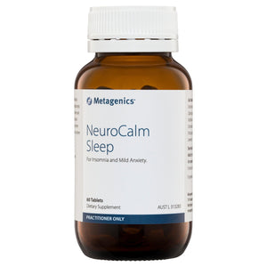 Metagenics NeuroCalm Sleep 60 Tablets-1