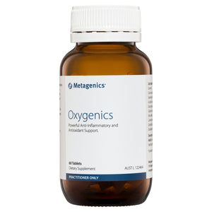 Metagenics Oxygenics 60 Tablets-1