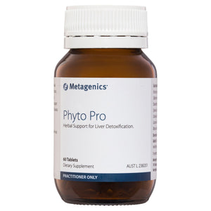 Metagenics Phyto Pro 60 Tablets-1
