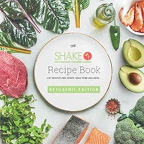 Metagenics Shake It Recipe Book