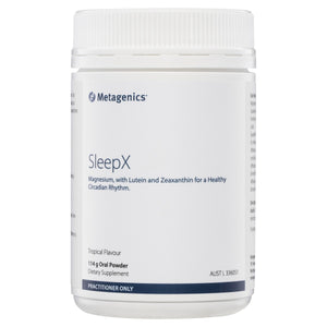 Metagenics SleepX Oral Powder 114 g-1 10% off RRP at HealthMasters Metagenics