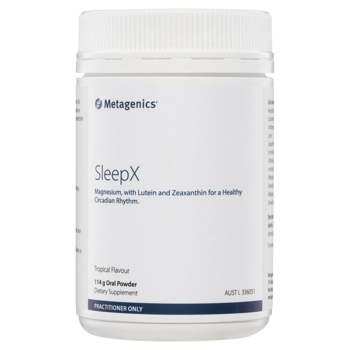 Metagenics SleepX 114g powder