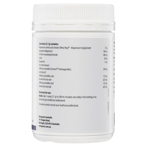 Metagenics SleepX Oral Powder 114 g-3 10% off RRP at HealthMasters Metagenics