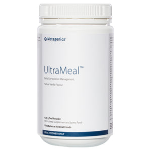 Metagenics UltraMeal Oral Powder Natural Vanilla 630 g-1
