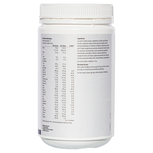 Metagenics UltraMeal Oral Powder Natural Vanilla 630 g-2