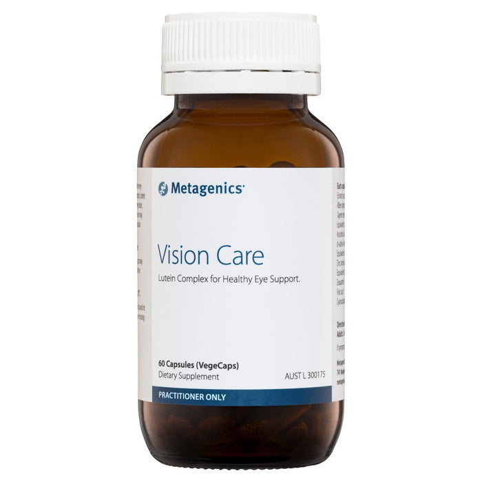 Metagenics Vision Care 60 VegeCaps