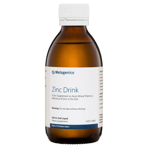 Metagenics Zinc Drink Oral Liquid 200 mL-1