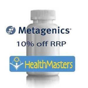 Metagenics Immunogenics 60 capsules 10% off RRP at HealthMasters