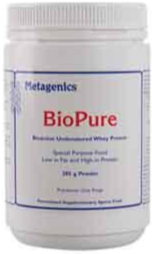 Metagenics BioPure 285g powder  | HealthMasters