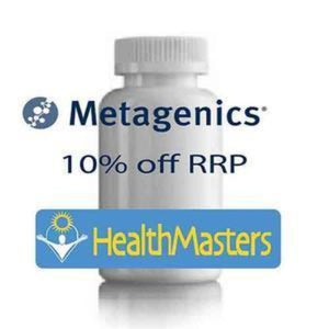 Metagenics Bio Q-Absorb 100 30 soft gel capsules 10% off RRP | HealthMasters