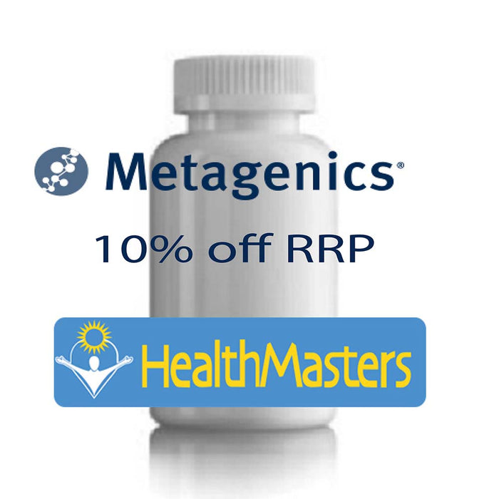 Metagenics Meta Zinc with Vitamin C Orange flavour 114g